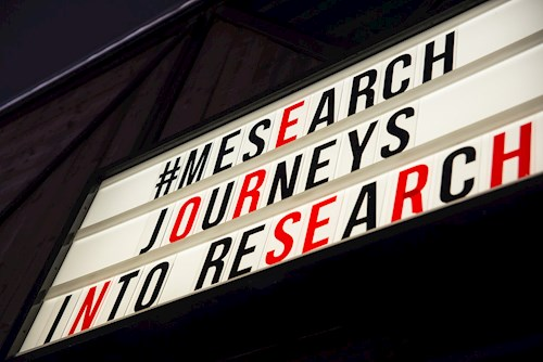 mesearch journeys into research